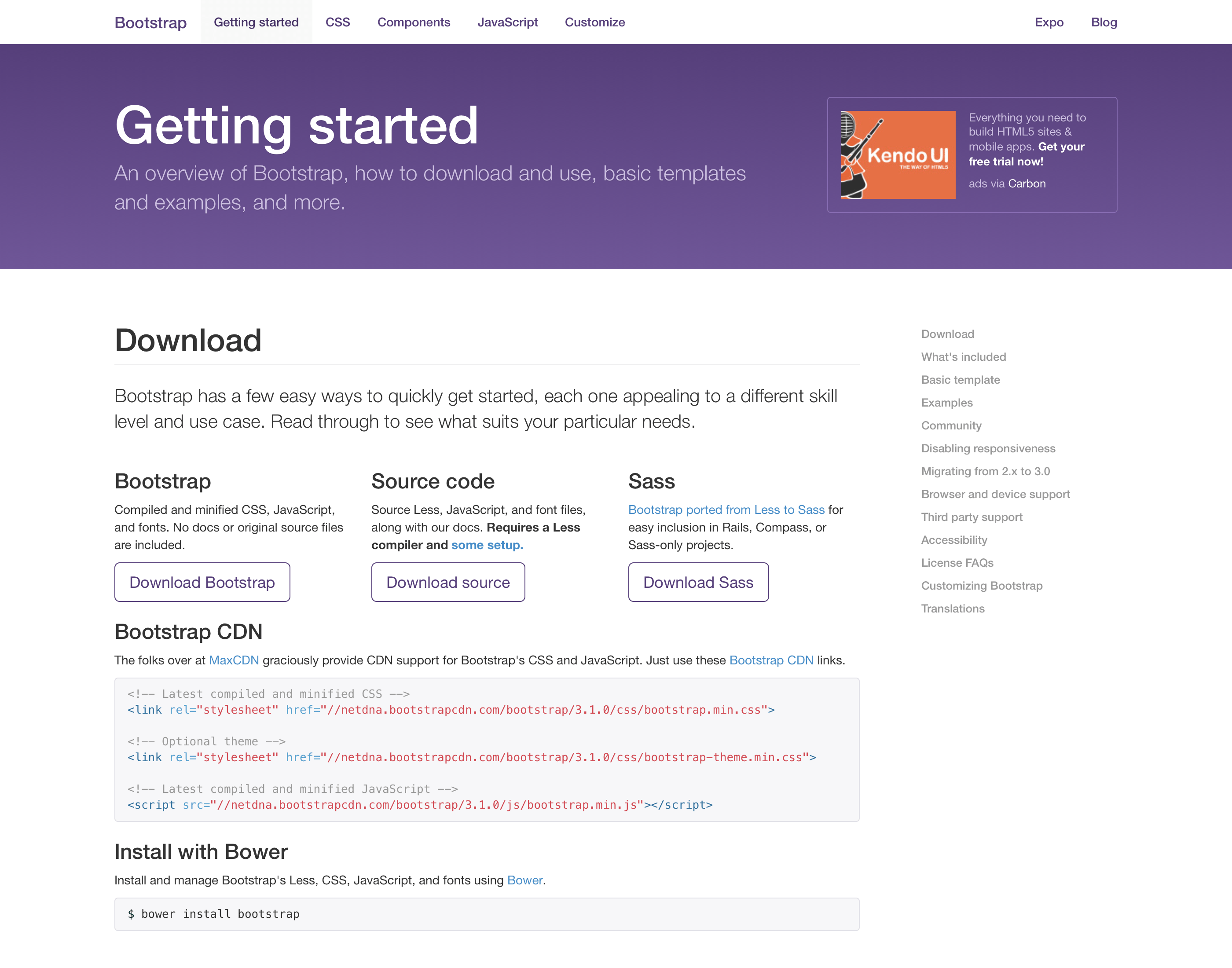 Bootstrap 3 1 0 released · Bootstrap Blog