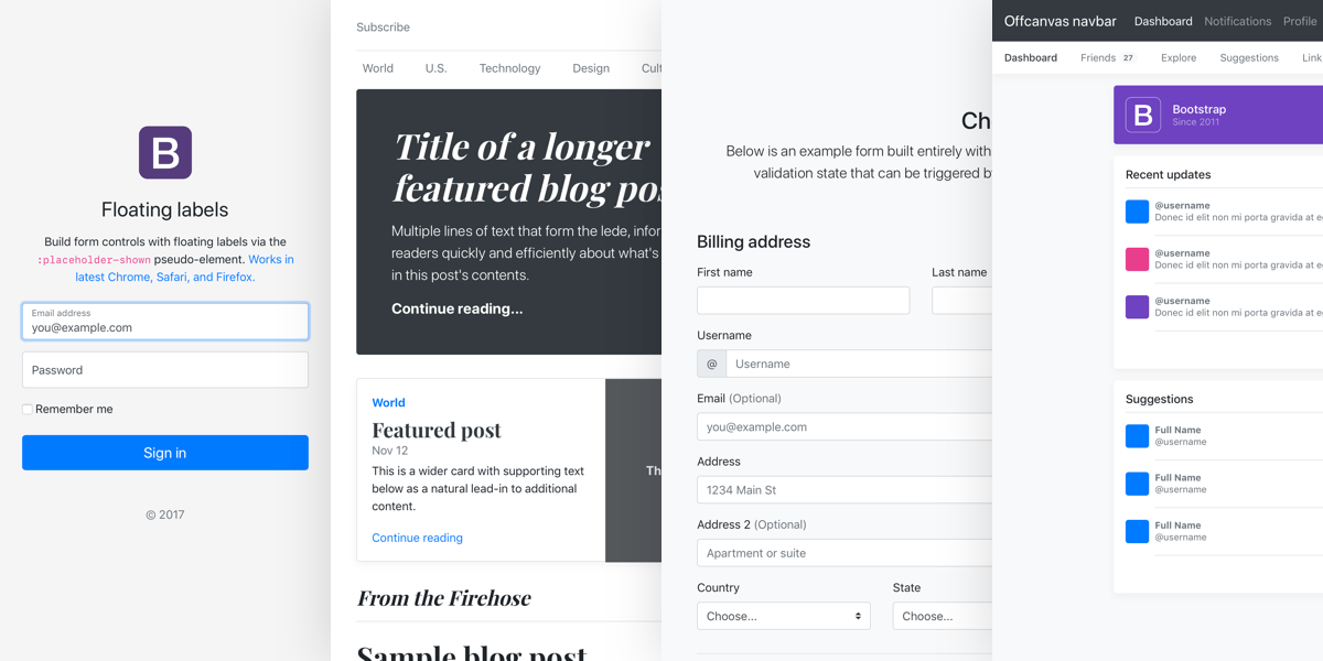 Page 3 of 15 for Bootstrap Blog | Official blog for the